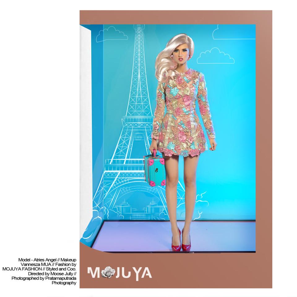 barbie in the box Mojuya 2